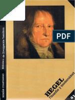 119106419 Roman Cuartango Hegel Filosofia y Modernidad