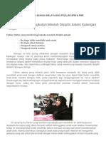 Diari Cikgu Chom_ Faktor-Faktor Peningkatan Maslah Disiplin dalam Kalangan Pelajar.pdf