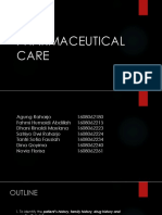 Ppt Pharmaceutical Care