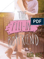 The Fill-In Boyfriend - Kasie West.pdf