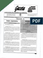 Ley General de La Industria Electrica Decreto 404 2013