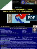 11a.-costos en Mineria - Fredy Ponce