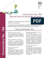 ILO Convention No. 189