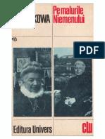Eliza Orzeszkowa -  Pe malurile Niemenului.pdf