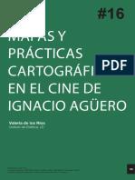 Mapas y Practicas Cartograficas en El c v de Los Rios