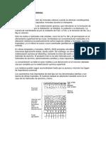 Concentracion Residual Lateritas