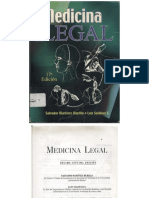 Medicina Legal by Yu5et