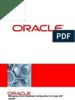 Managing Oracle