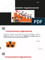Sesión 1 _ Comportamiento Organizacional