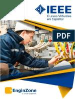 Temario Curso Virtual IEEE - Mantenimiento Eléctrico Industrial