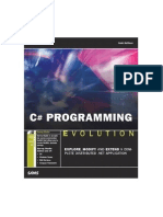 Sams - Csharp Programming Evolution