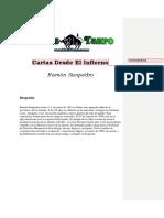 Sanpedro, Ramon - Cartas Desde El Infierno