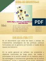 Exposicion PND Bolivia