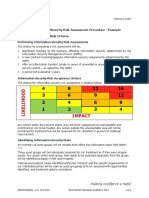 13-Information Security Risk Assessment Procedure example.docx