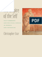 Star Christopher the Empire of the Self Self-command and Political Speech in Seneca and Petronius