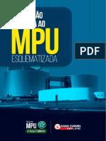 #Apostila Legislação Aplicada Esquematizada MPU (2017) - Gran Cursos