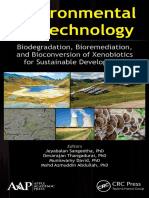 Environmental Biotechnology Biodegradation- Bioremediation- And Bioconversion of Xenobiotics for Sustainable Development