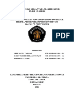 Laporan Pkl PT. PJB Up Gresik. Monitoring Longterm