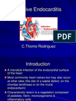 Thoms Edits Infective Endocarditis Lecture 2016