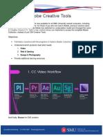 Adobe Creative Tools