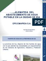 PROBLEMATICA  DEL ABASTECIMIENTO DE AGUA POTABLE EN LA CIUDAD DE ICA.pptx