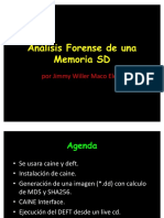 Apoyo Herramientas de Analisis Informatico Forense