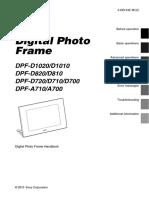 Digital Photo Frame Handbook