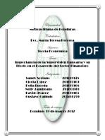TEORIA ECONOMICA-IMPORTANCIA DE LA SUPERVISION BANCARIA.........docx