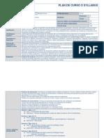Syllabus Biología Celular 2014 B