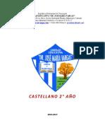 Castellano III Lapso 2 Año
