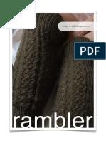 Rambler Legwarmers