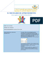 Diario Di Apprendimento-romeo-modulo 8