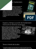 Guía de Lectura, Frankenstein