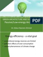 Passive Low Energy Architecture