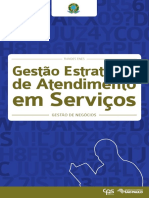 Apostila - Ferramentas de Gestão Estratégica de Atendimento Em Serviços