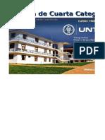 Calculo de La Renta de Cuarta Categoria 2017 Plantilla