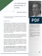 Significado de La Andropausia y La Masculinidad Durante El Climaterio Masculino - Katia Sevilla Segura