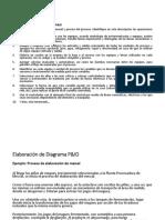 Diagrama de Tuberias e Inst (P&ID)
