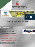 Projetando o Futuro