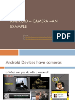 Android Camera