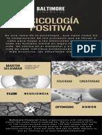 INFOGRAFÍA PSICOLOGÍA POSITIVA