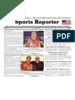 June 7 - 13, 2017  Sports Reporter