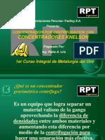CONCENTRADORES KNELSON