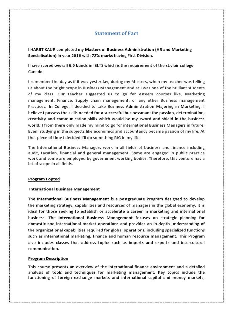 International Business Management 2 International Business