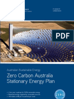 Zero Carbon Australia  - 2020 Stationary Energy Report v1