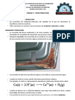 Unidad 4 - Oxido-reduccion
