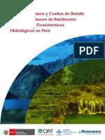 Mecanismos de Retribucion Por Seh en Peru
