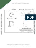 Diagrama de reactor .CAD