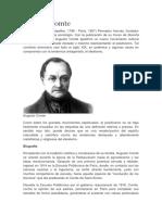 Augusto Comte Biografia (2)