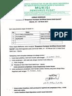 Formulir Pendaftaran Simposium Mukisi 2017